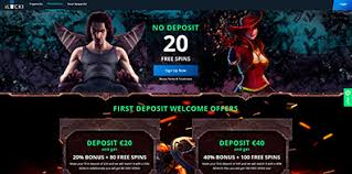 iLucki Casino Welcome Offer