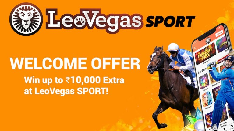 LeoVegas Sport Welcome Offer