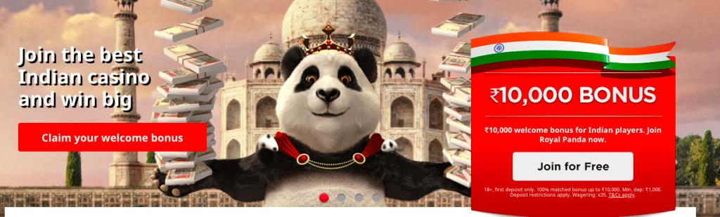 Royal Panda India