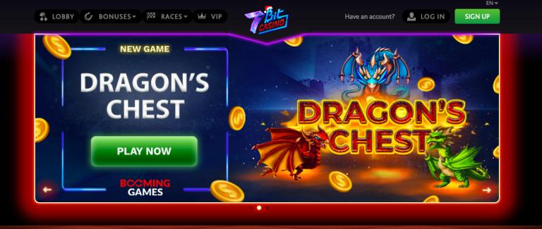 7Bit Casino Games Design
