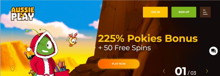 AussiePlay Bonus info